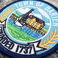 Embroidered Patch Image